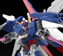 GAT-X105/TG Tall Strike Gundam Glitter