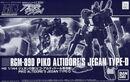 HGUC Pico Altidore's Jegan Type D