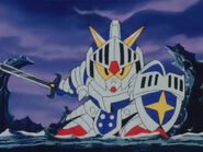 Knight Gundam - SD Gundam Gaiden