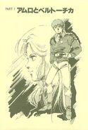 Mobile Suit Gundam Char's Counterattack - Beltorchika's Children RAW 021