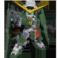 Unit ar gundam dynames gn full shield