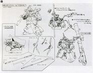 AMX-009 - Dreissen - Armaments