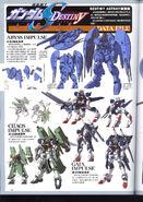 Gundam SEED Destiny Astray PN Reference 05