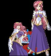 Gundam info Character Sheet Meer Campbell