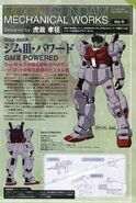 Moon Gundam Mechanical Works Vol 6 A