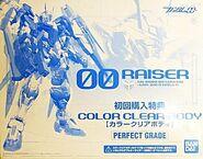 PG 00 Raiser Color Clear Body