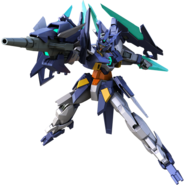 AGE-IIMG Gundam AGEII Magnum (GBON)