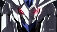 ASW-G-01 Gundam Bael (Episode 45) Face Close up (3)