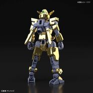 Core Gundam Gold Coating (Gunpla) (Rear)