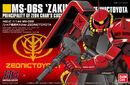HG Char's Zaku Ver.Zeonic Toyota