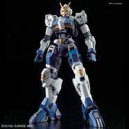HG Gundam Dantalion normal mode
