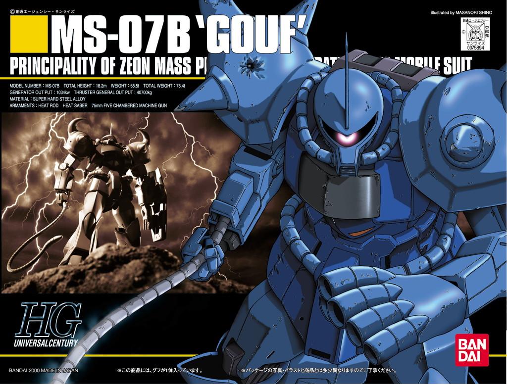 GD38 Gundam Decal GUNPLA HGUC High Grade Principality of Zeon 3 BANDAI