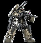 MS-06K Zaku Cannon Rabbit Type BO2