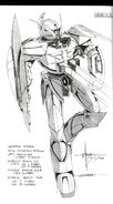 Turn A Gundam Syd Mead Weapons
