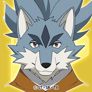 Diver Avatar Tigerwolf