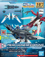 HGBDR Mercuone Weapons