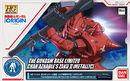 HG Char's Zaku II -Metallic-