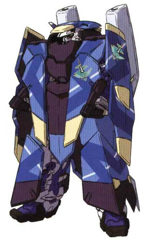 Front (Full Armored Mode)