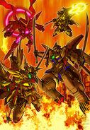 SD Gundam The Last World 6