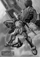 Gundam Cross Born Dust RAW v6 image00253