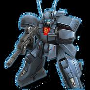 Gundam Diorama Front 3rd XM-02 Den'an Gei