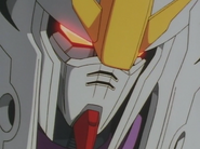 Gundam Heaven's Sword (Head close-up)