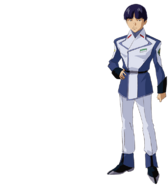 Gundam info Character Sheet Arnold Neumann