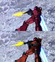 MSGTO-Eve-of-Destiny-Zaku-I-Trailer-vs-Final