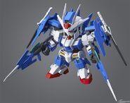 SDCS Gundam 00 Diver Ace (Front)
