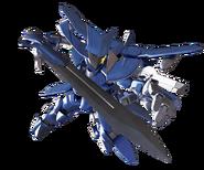 SD Gundam G Generation Cross Rays al-Saachez's AEU Enact Custom