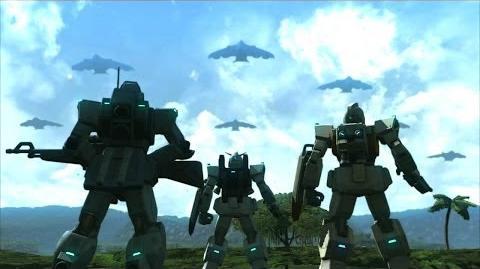 機動戦士ガンダム サイドストーリーズ ガンダム戦記PV