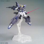 Gundam Tertium (Gunpla) (Action Pose 2)