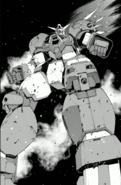 Gundam Titus Manga
