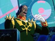 Mobile Suit Gundam Journey to Jaburo PS2 Cutscene 063 Dozle