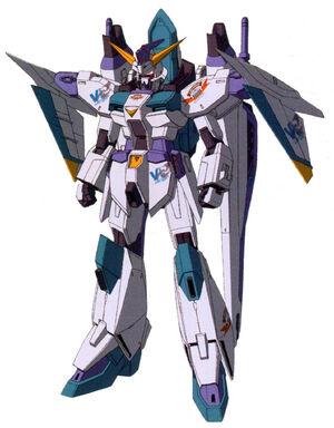 Vent Saviour Gundam
