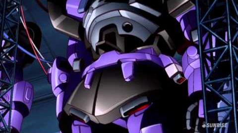 Video 167 Zgmf Xx09t Dom Trooper From Mobile Suit Gundam Seed