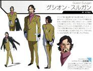 Character Profile Gusion Surugan