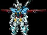 YG-111 Gundam G-Self Atmospheric Pack