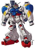 RX-78GP02A Gundam GP02A