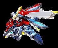SD Gundam G Generation Cross Rays Phoenix Gundam