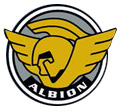 Albion-badge