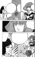 Gundam ZZ manga Haman Karn and Chara Soon