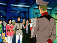 Mobile Suit Gundam Journey to Jaburo PS2 Cutscene 010 Wakkein 2