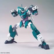 Veetwo Gundam (Gunpla) (Action Pose)