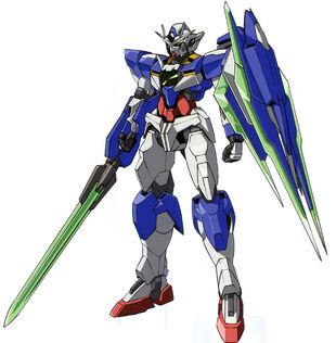 Front (W/ GN Sword V)