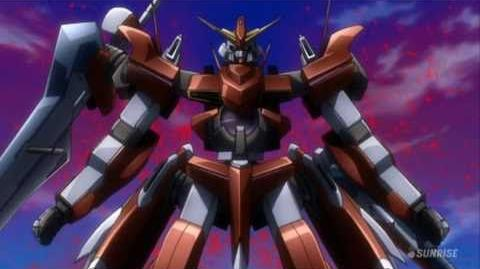 130 GNW-002 Gundam Throne Zwei (from Mobile Suit Gundam 00)
