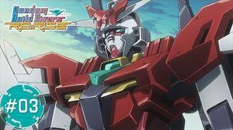 Gundam Build Divers Re RISE – 3 A Place to Protect (EN,HK,TW,KR,TH,FR,IT sub)
