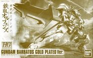 HG Gundam Barbatos Gold Plated Ver