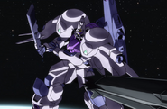 Kimaris with his combat Knife