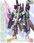 MG Full Armor Unicorn Gundam Mechanical Clear Ver